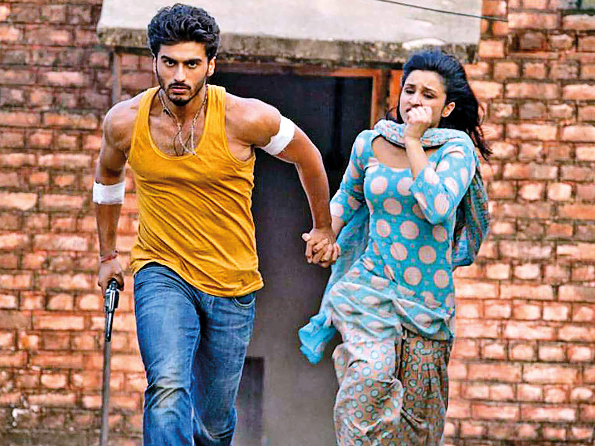 Ishaqzaade was shot in Lucknow in 2012 (BCCL)