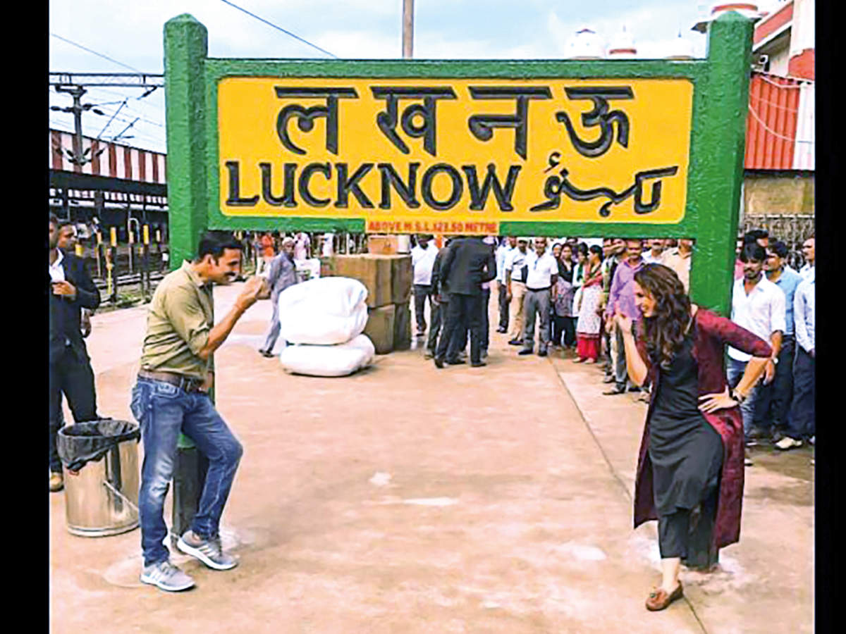 Jolly LLB 2 was shot in Lucknow in 2017 (BCCL)