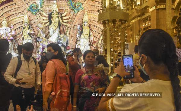 Nation gears up for Durga Puja celebrations amid coronavirus pandemic