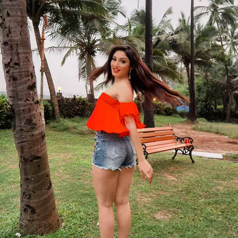 Roop actress Donal Bisht ups the glam quotient with her stunning pictures