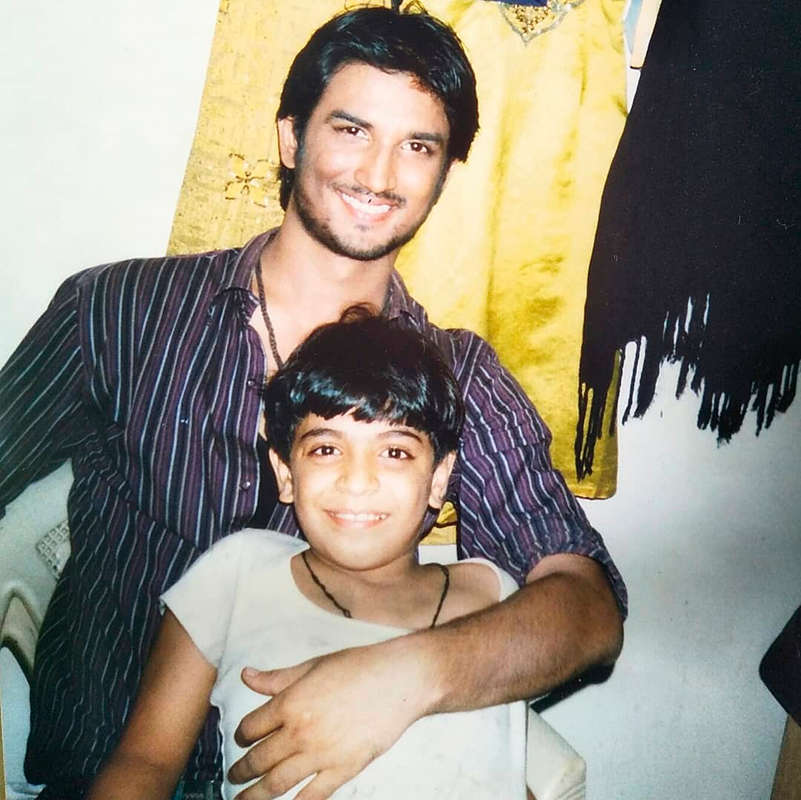 When Sushant Singh Rajput stole theplaas from Jay Thakkar's tiffin box