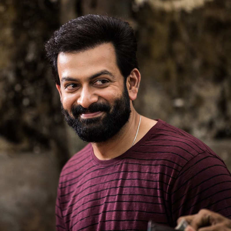 Malayalam actor Prithviraj Sukumaran tests positive for COVID-19