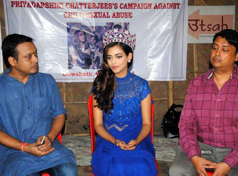 Priyadarshini Chatterjee's Beauty With A Purpose Initiative Against Child Sexual Abuse