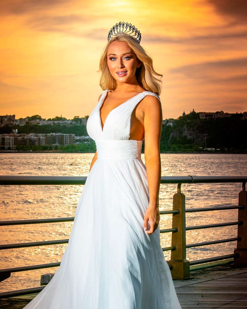 Alissa Anderegg chosen as Miss World America 2020