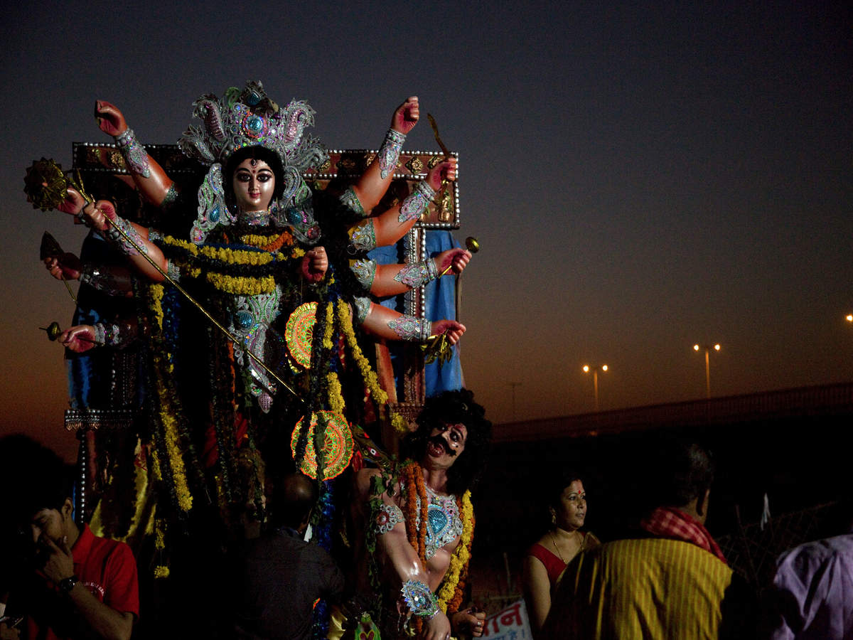 CR Park to see no Durga Puja pandals this year