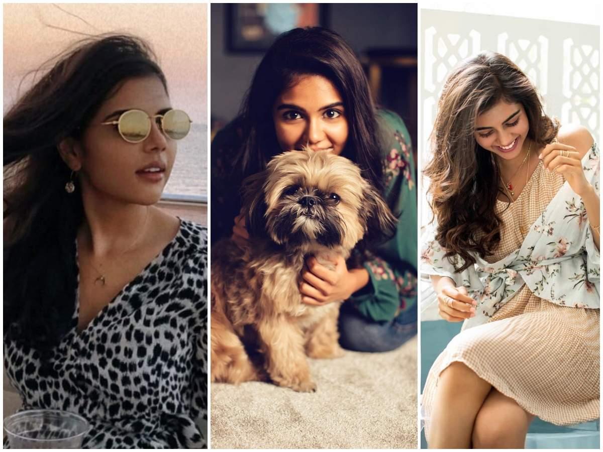 Comfy casuals: Take fashion inspiration from Kalyani Priyadarshan