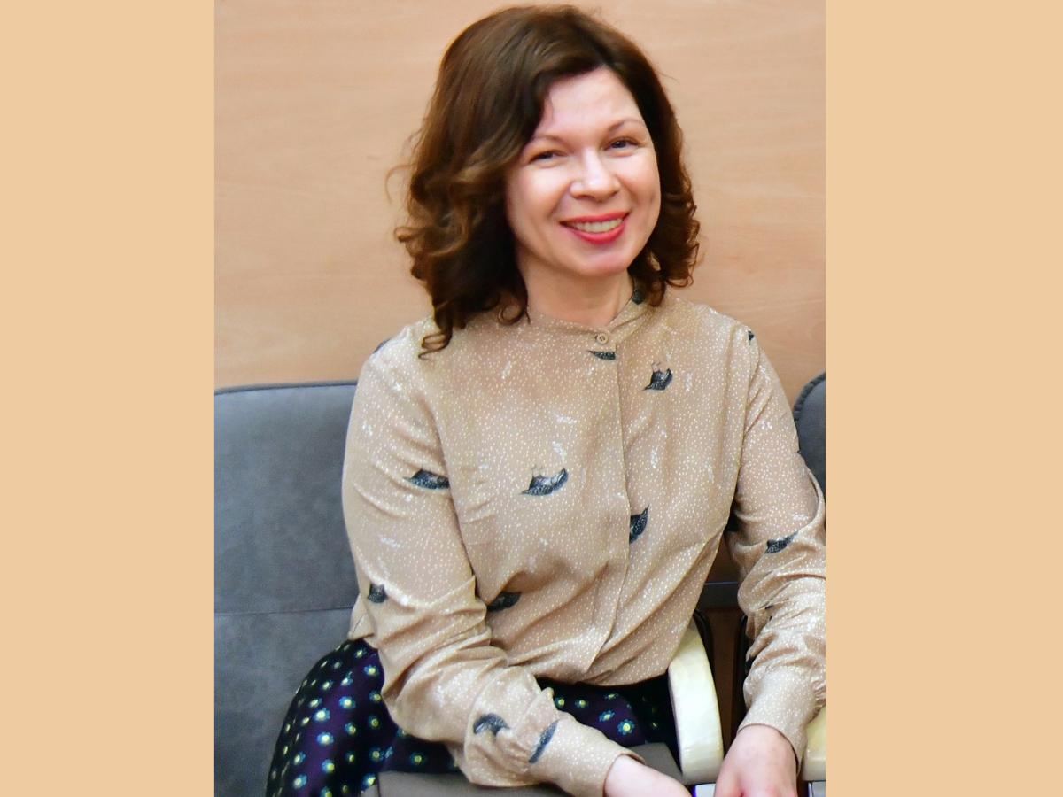 Irina Slesareva