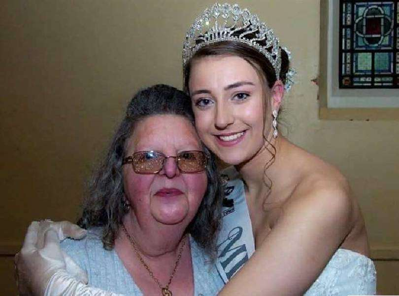 Teenager sets up beauty pageant in memory of granny