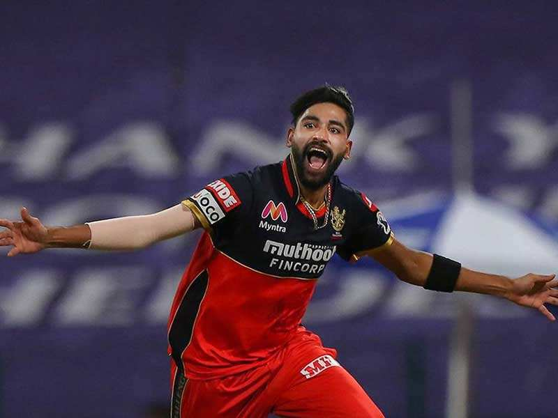 In Pics: How Siraj's historic performance took RCB to a massive win vs KKR