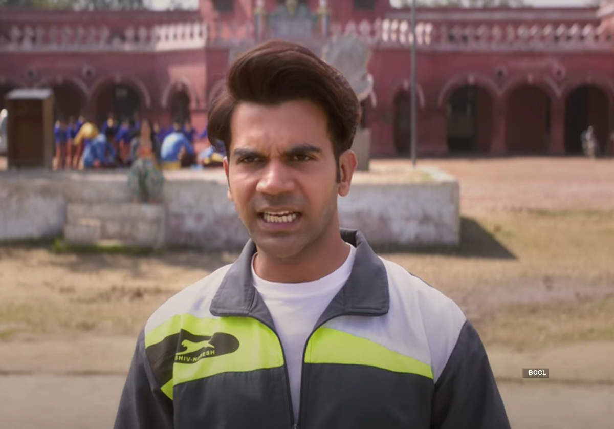 Rajkumar Rao tutored Nushrratt to speak Haryanvi in Chhalaang