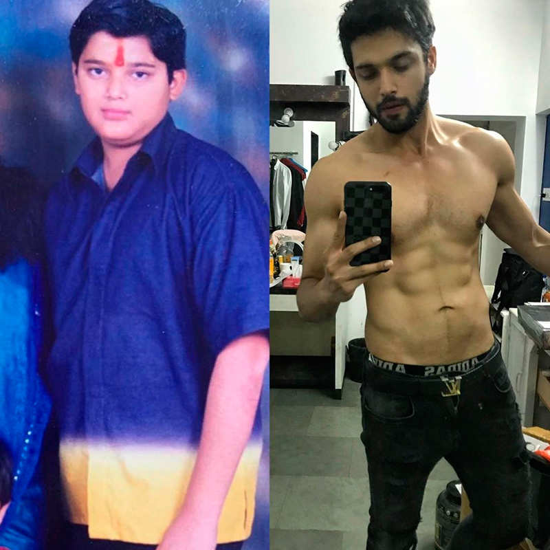 Kasautii Zindagii Kay actor Parth Samthaan's transformation picture goes viral