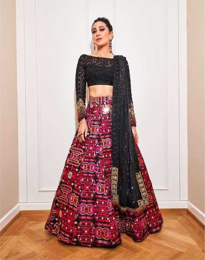 Easy ways to look like Bollywood beauties during Navratri season