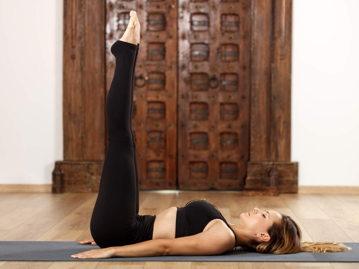 Do this yoga asana for 50 minute daily to manage symptoms of ...