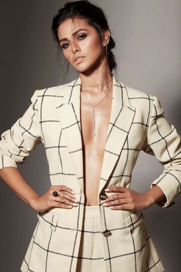 Adline Castelino: Suit Your Style