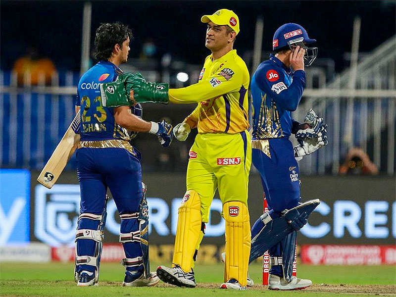IPL 2020, Match 41: Mumbai Indians vs Chennai Super Kings  | The Times of India