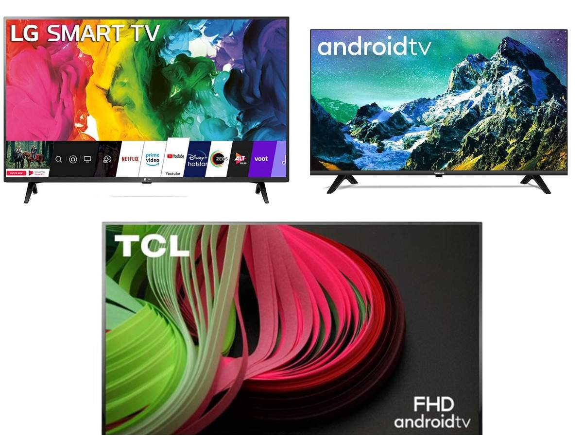 Amazon sale: Offers on smart TVs from Xiaomi, OnePlus, LG and more