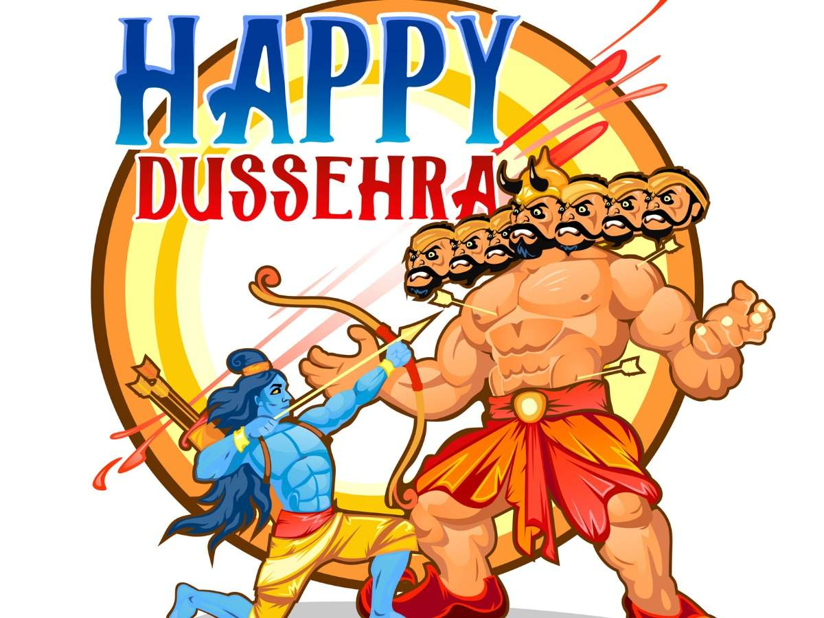 Happy Dussehra 2020: Wishes, Messages, Images