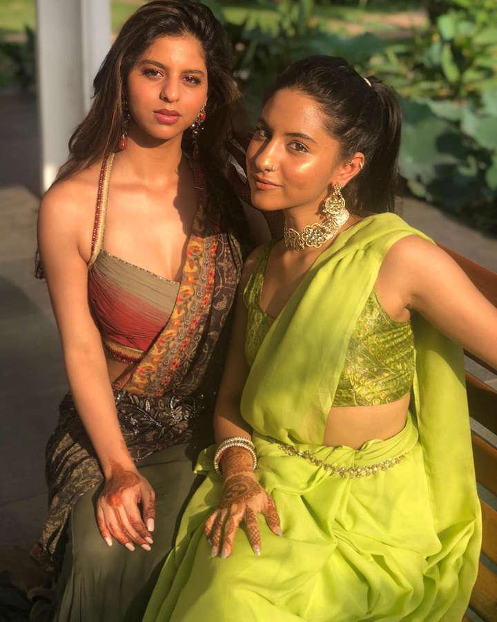 Meet Suhana Khan's stylish cousin Alia Chhiba
