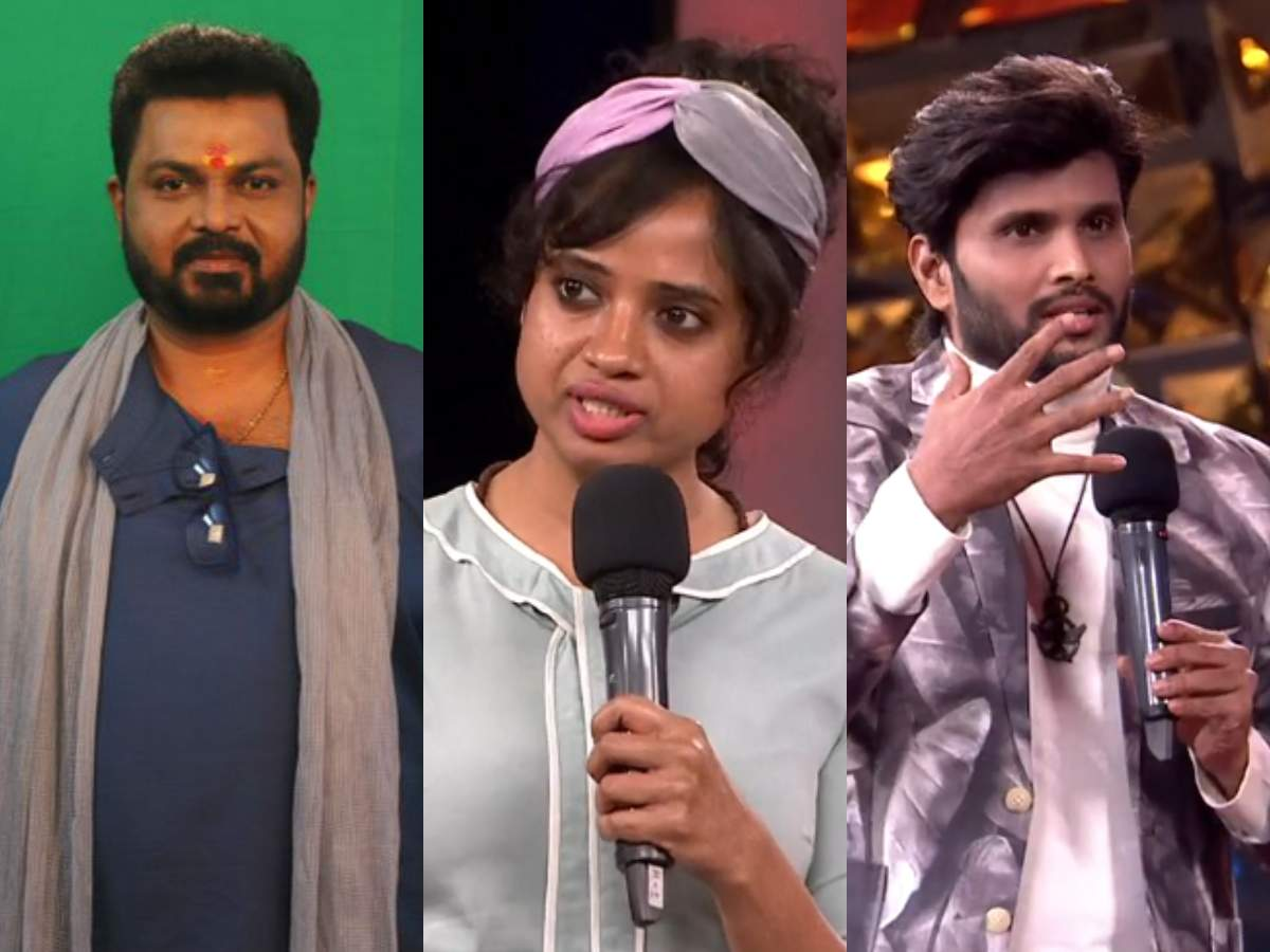 Bigg Boss Telugu 4: Amid rumours of no elimination this Dussehra weekend, here's a quick recap of the evicted contestants so far