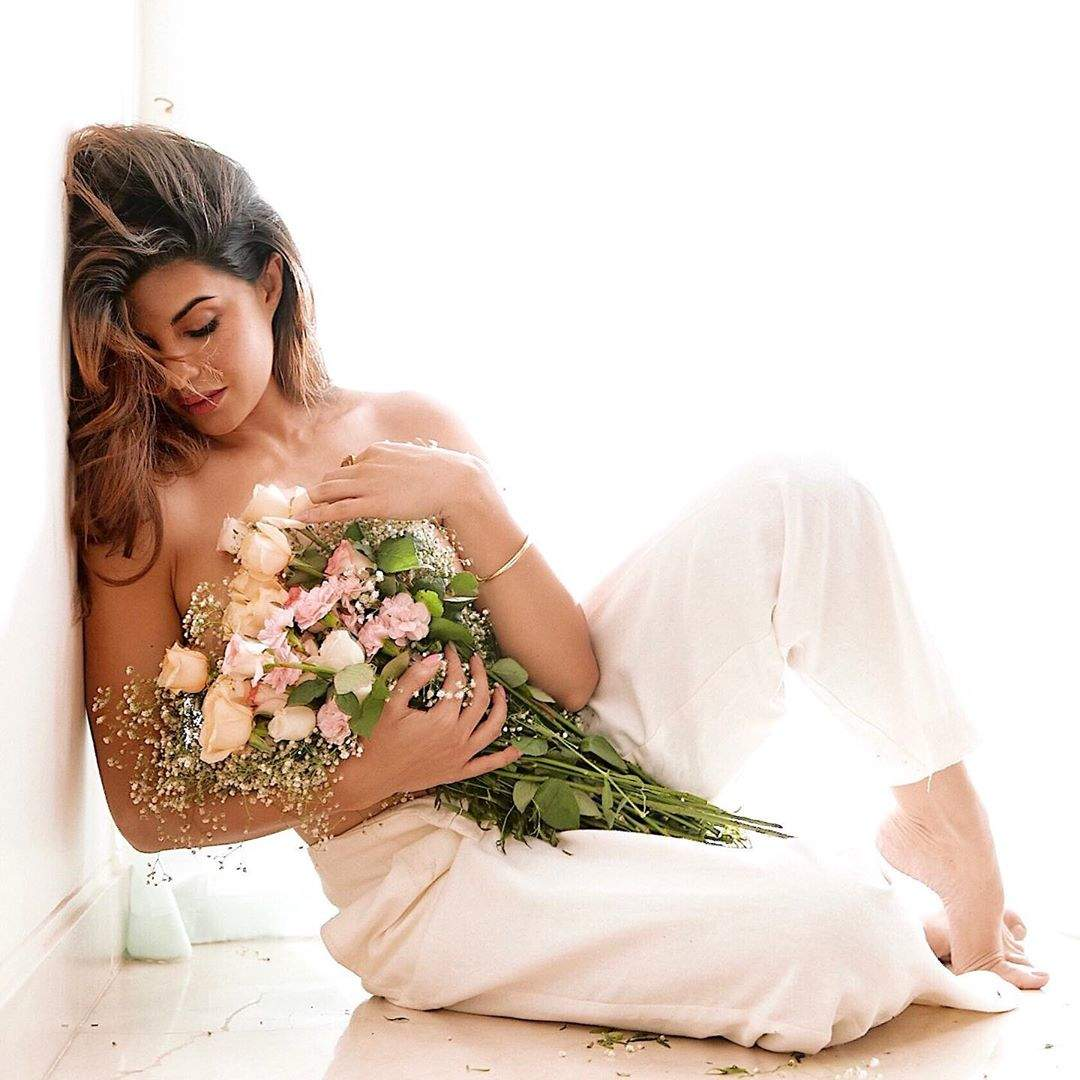 Pictures from Jacqueline Fernandez's new photoshoot go viral