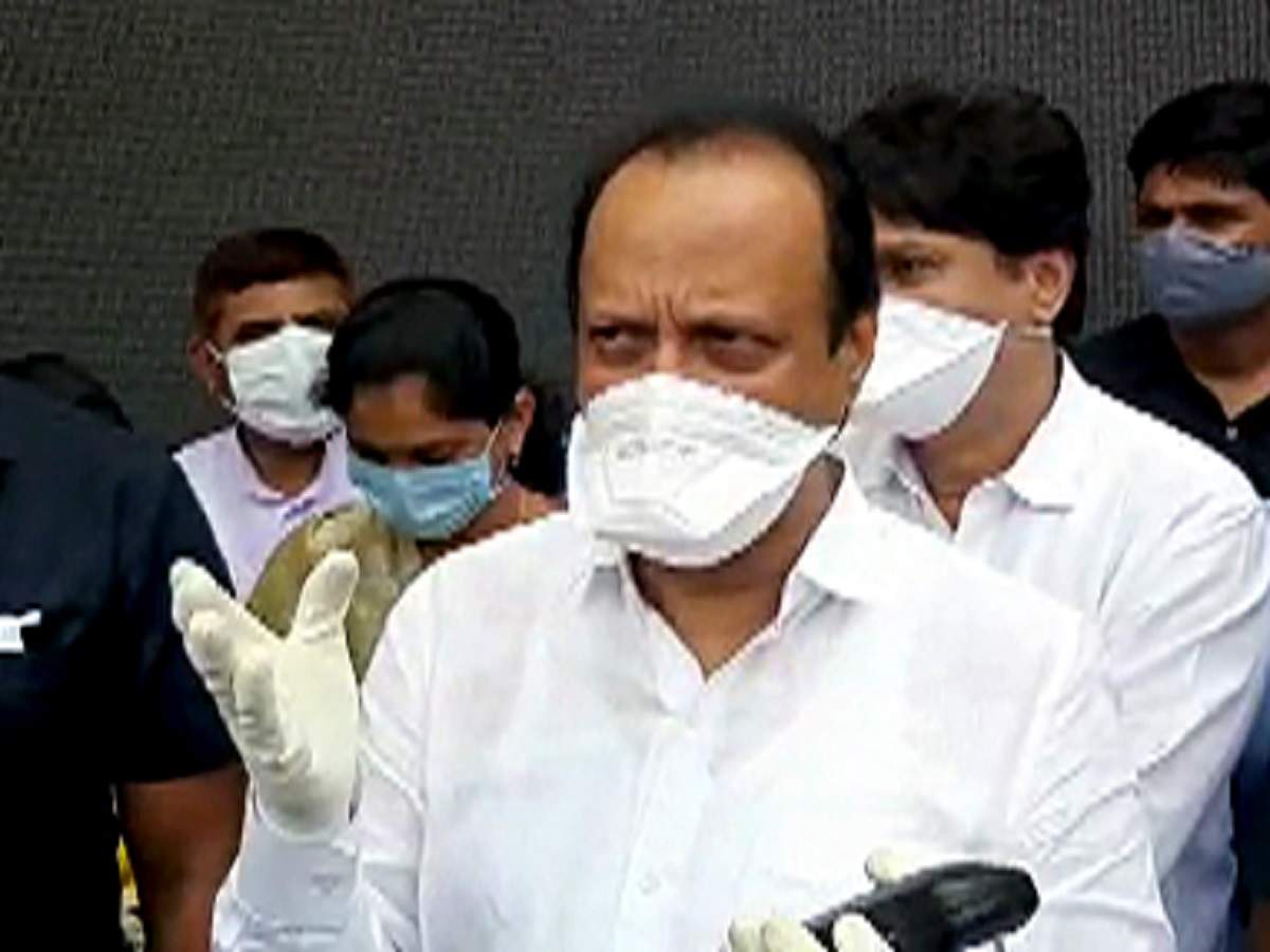 Ajit Pawar tests positive for COVID-19, hospitalised