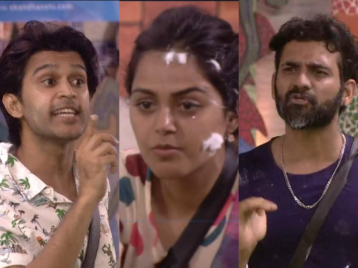 On Akhil-Monal-Abhijeeth trio