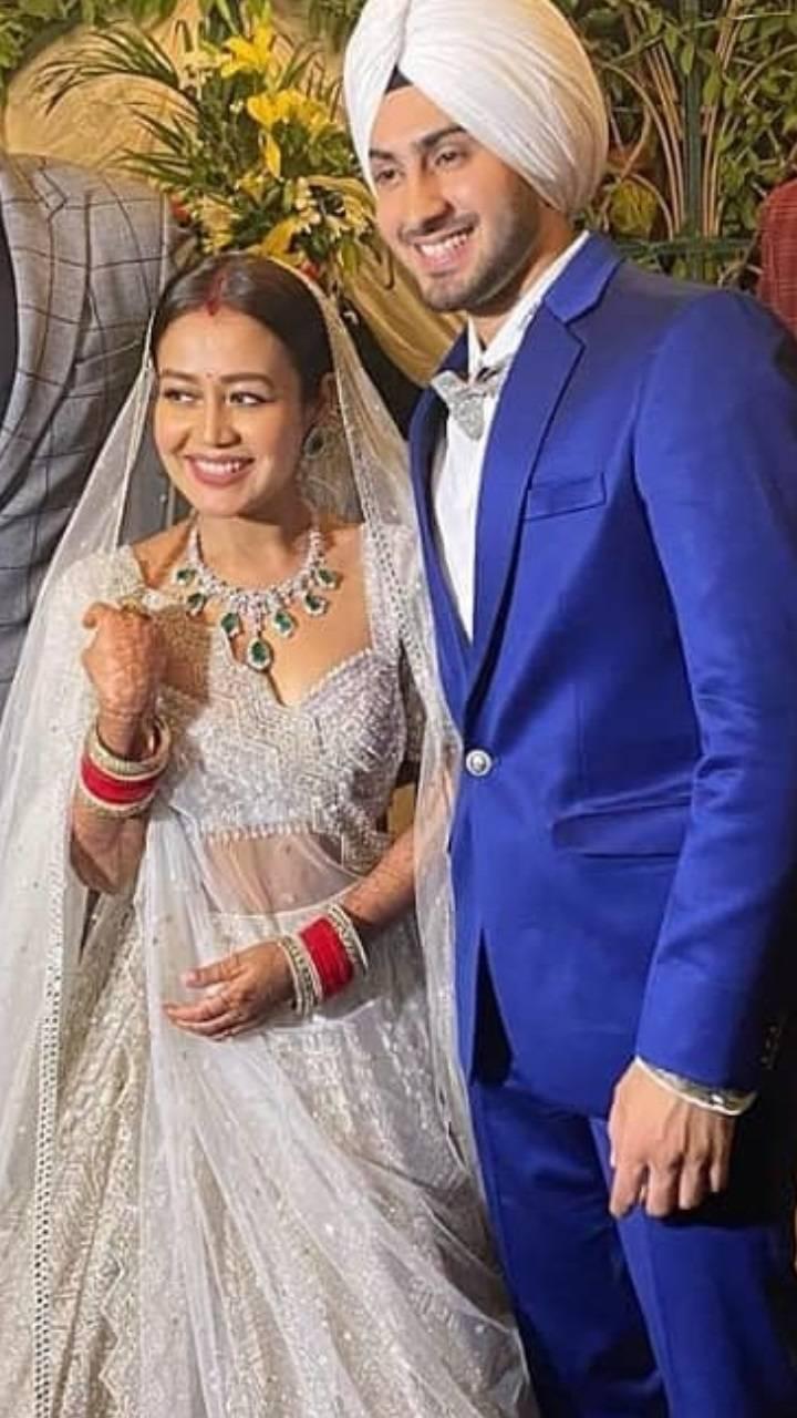 Proposal to wedding: Best photos of Neha Kakkar and Rohanpreet Singh