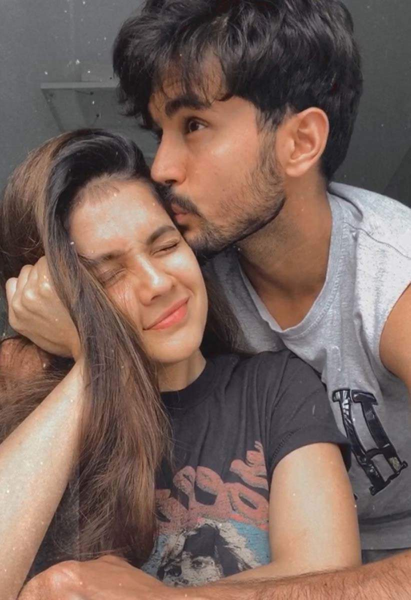 Batsman Manish Pandey and his wife actress Ashrita Shetty are major travel junkies