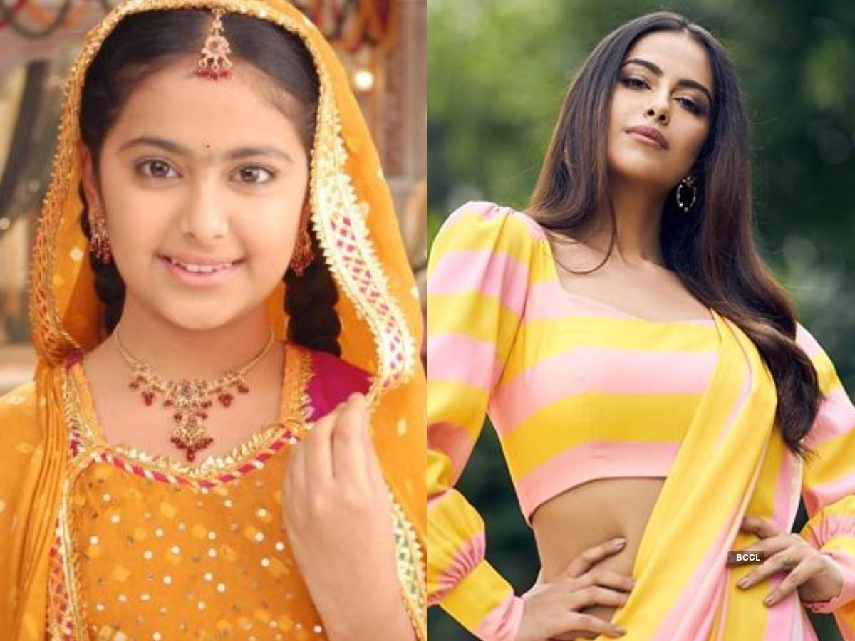 Balika Vadhu's Avika Gor shares weight loss journey; remembers the night she broke down due to 'big arms, legs and well earned belly'
