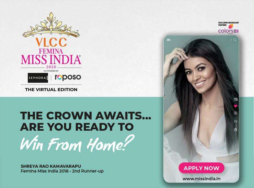 Fortune braces the brave, bold and blissful. Shreya Rao's brilliant run at Miss India!