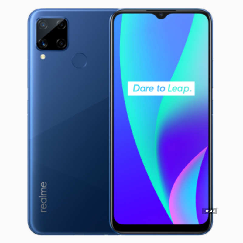 Realme C15 Qualcomm Edition launched in India