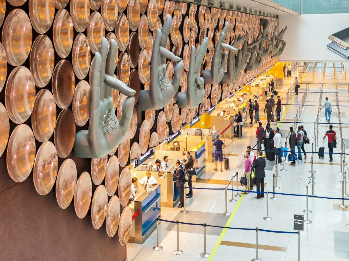 Delhi airport declared world's second safest airport for proper COVID-19 safety protocols