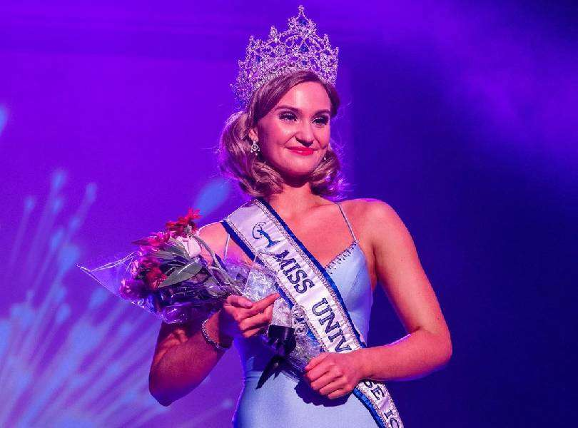 Elísabet Hulda Snorradottir to represent Iceland at Miss Universe 2020