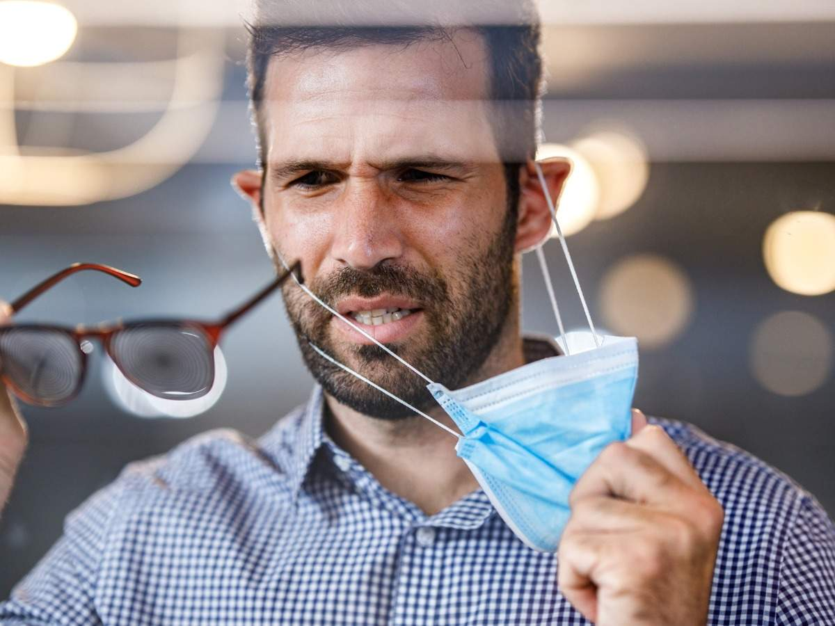 Coronavirus: People who don't wear a mask have antisocial traits, finds Brazilian study   The Times of India