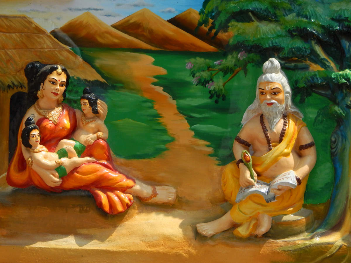 Happy Valmiki Jayanti 2020: Wishes, Messages, Quotes, Images, Facebook & Whatsapp status1