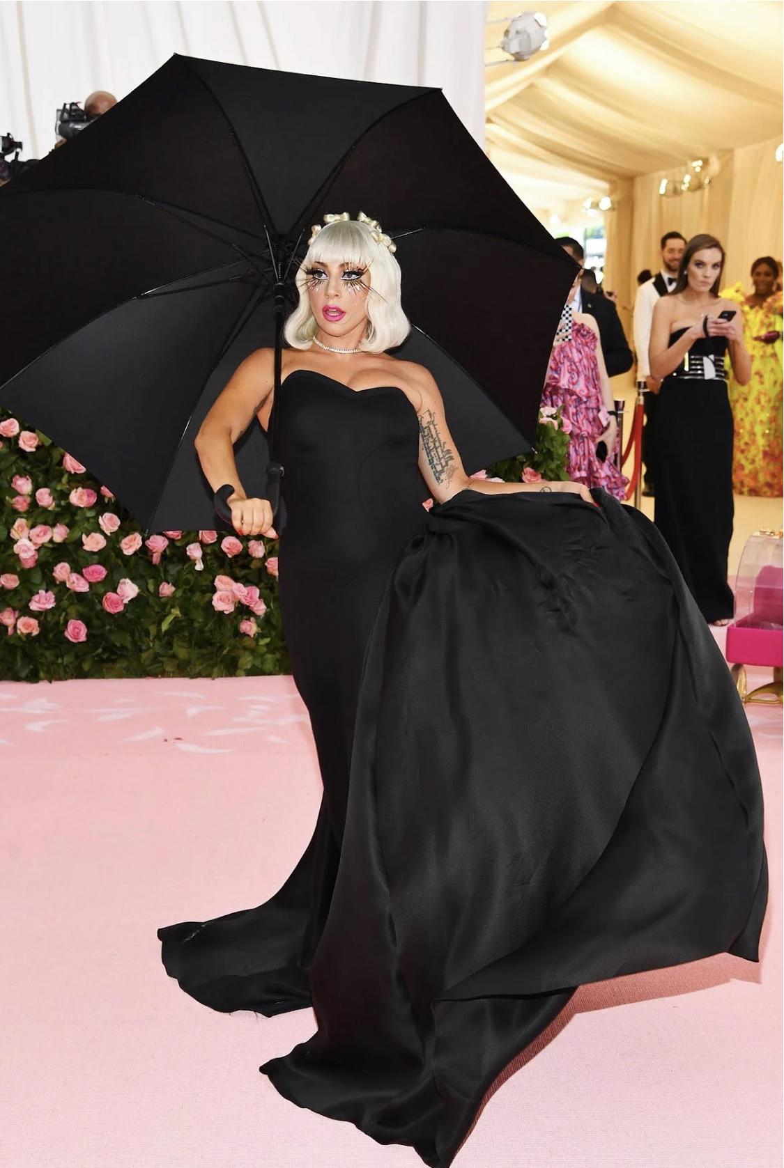 Lady Gaga inset