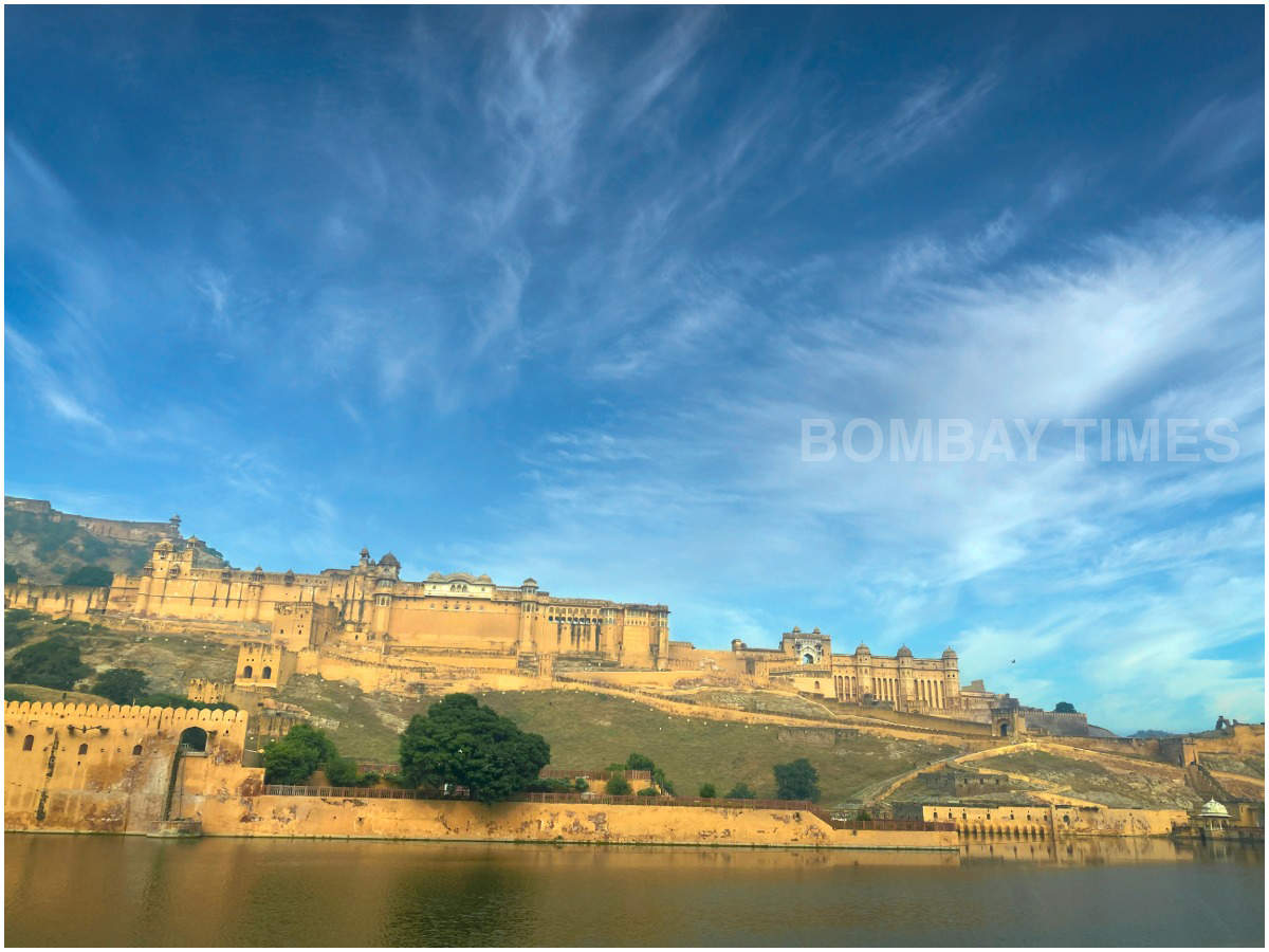 Standing tall, Amer Fort