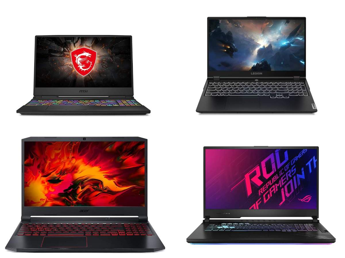 Amazon sale: Up to Rs 41,400 discount on gaming laptops from Asus, Acer, MSI, Lenovo and others