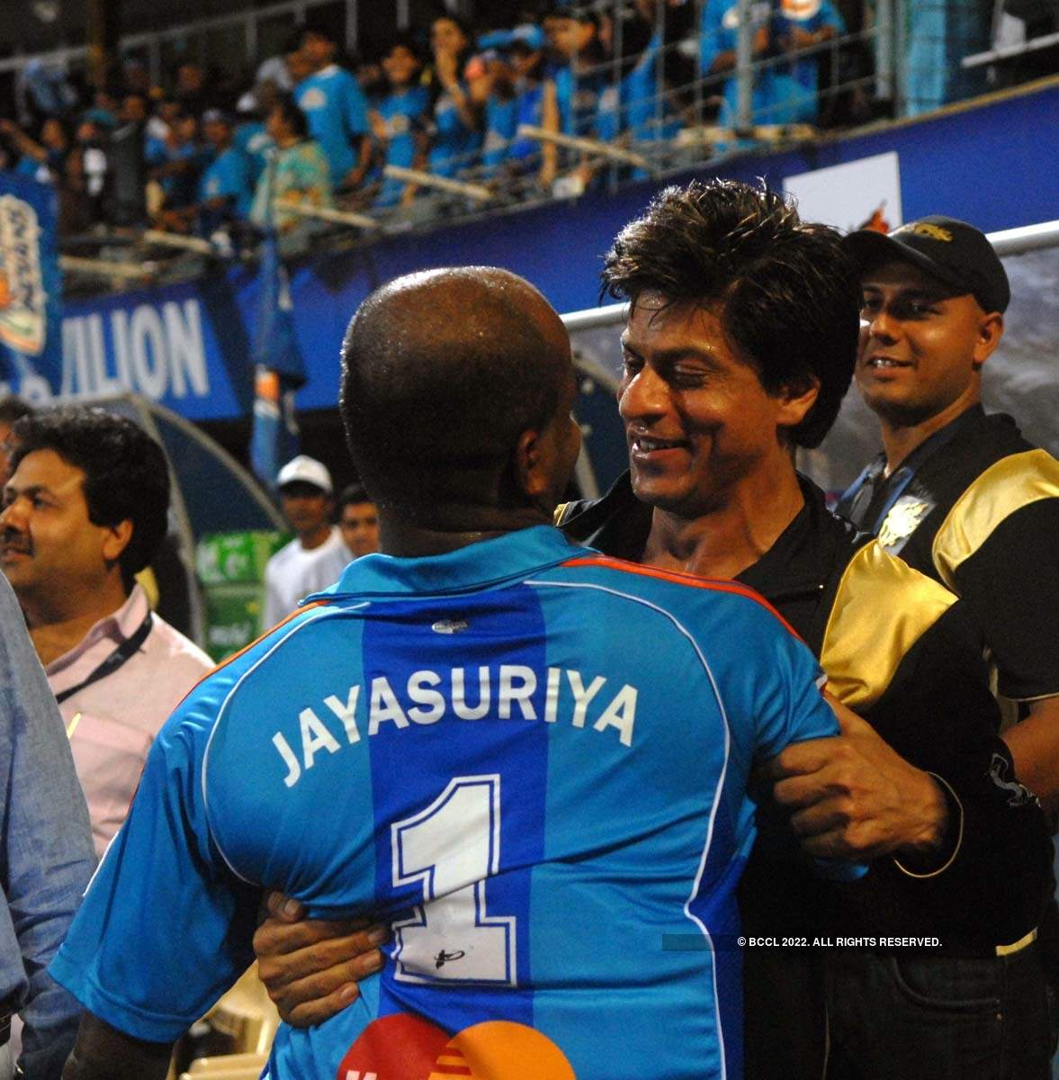 These photos of Shah Rukh Khan with sports stars are unmissable