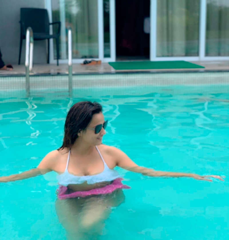 Shweta Tiwari and daughter Palak go on a much-needed vacation