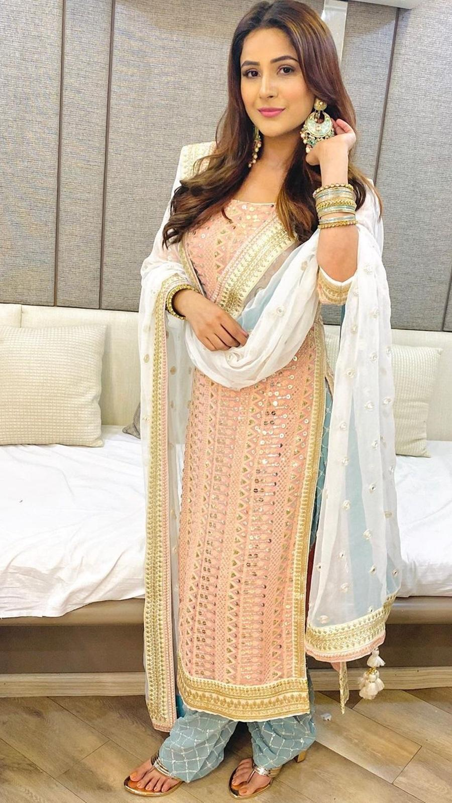 Bigg Boss 13 fame Shehnaaz Gill's stunning transformation | Times of India