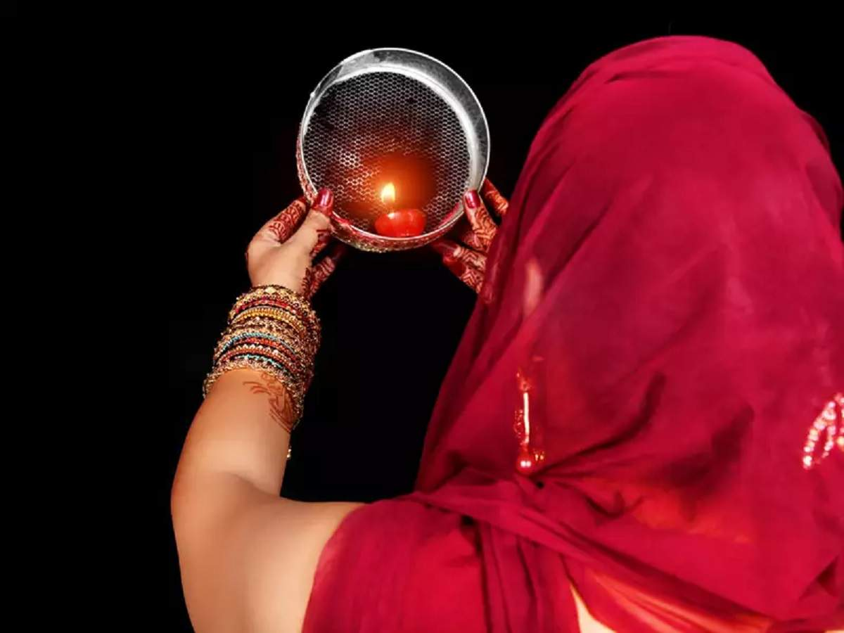 Happy Karwa Chauth 2020: Quotes, Pictures, Images & Greeting Cards