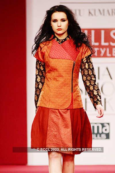 WIFW '11: Day 2: Ritu Kumar