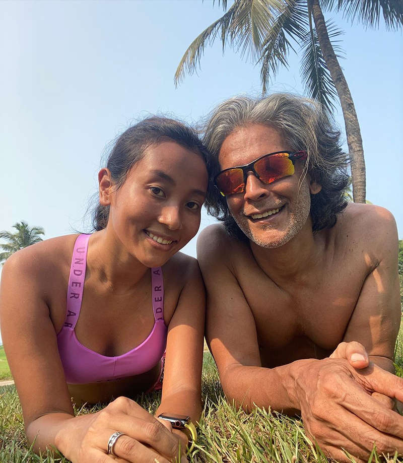 These pictures of Milind Soman prove that age is just a number