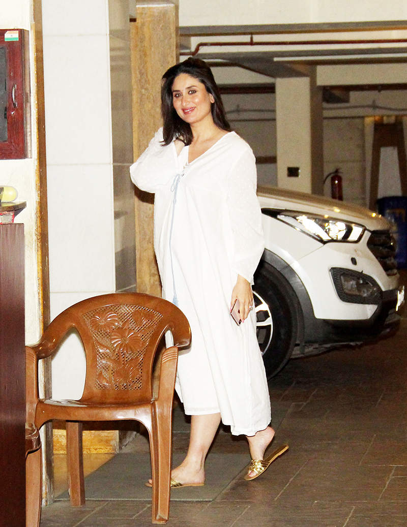Pregger Kareena Kapoor Khan's maternity style game is on point