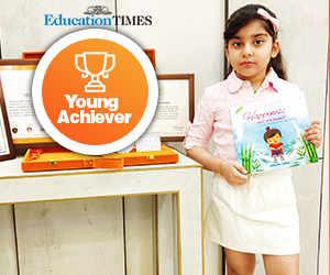 Meet 7-year-old Abhijita Gupta who won the 'Grandmaster in Writing' title