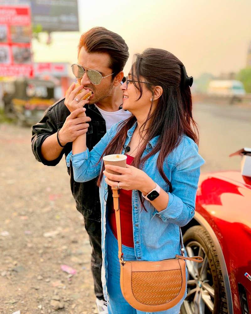Dipika Kakar and Shoaib Ibrahim's romantic getaway to Goa