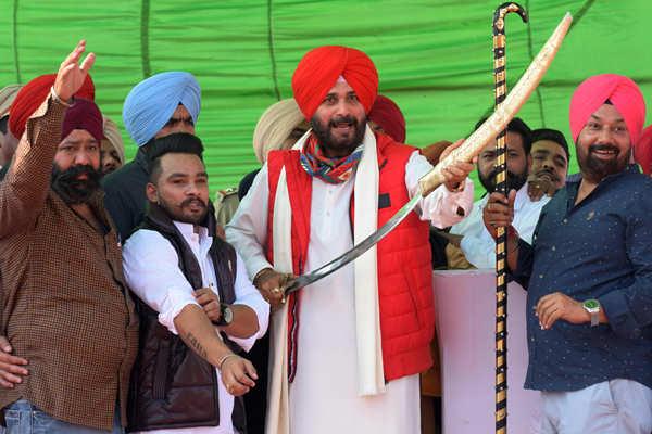 Protest held against farm bills in Amritsar