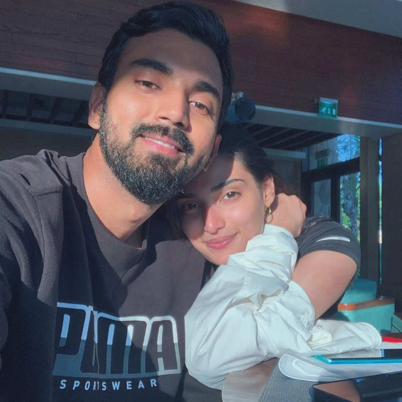 KL Rahul wishes rumoured girlfriend Athiya Shetty with an adorable birthday post