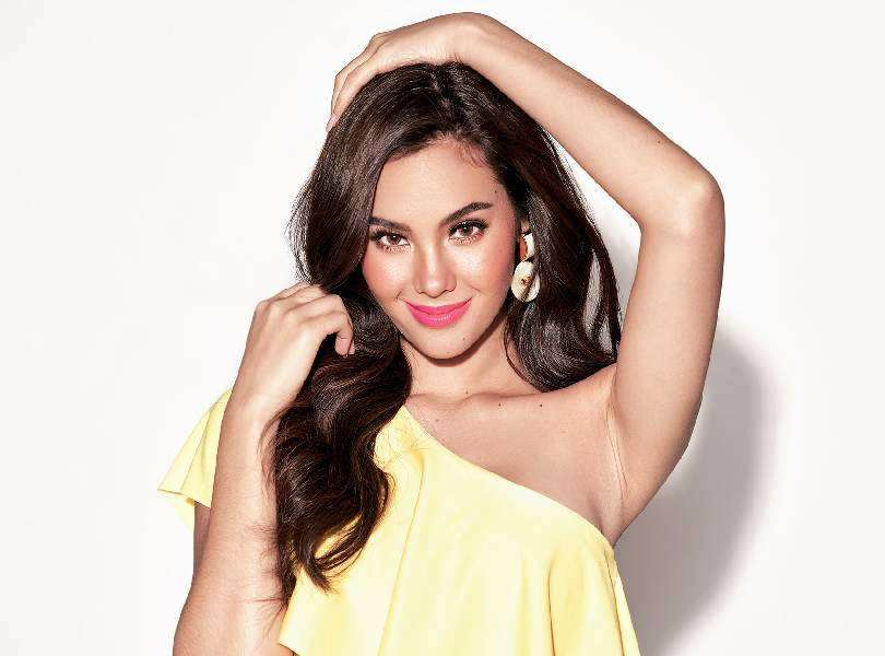 Catriona Gray shares her secret to a healthy lifestyle